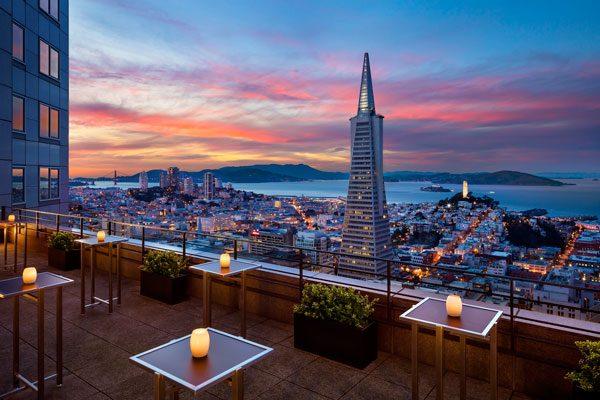 フォーシーズンズホテル サンフランシスコ アット エンバカデロ