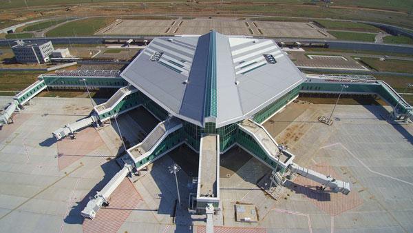 新ウランバートル国際空港
