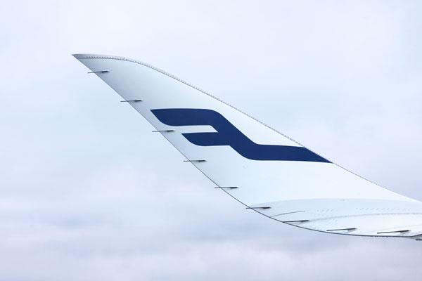 フィンエアー(エアバスA350-900型機)