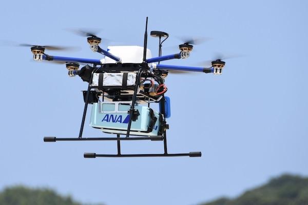 ANAHD DRONE