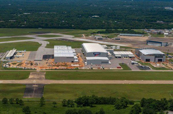 エアバス、モービルのA220型機製造拠点