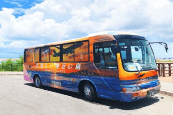 瀬長島バス