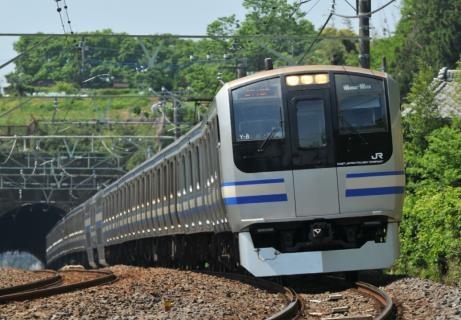 JR東日本 E217