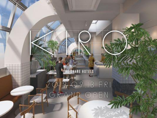 KIRO 広島 -THE SHARE HOTELS-