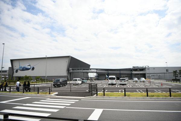 中部国際空港第2ターミナル