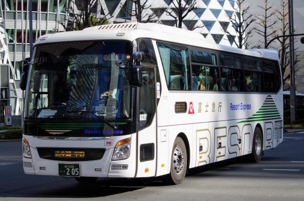 富士急行バス 富士急バス