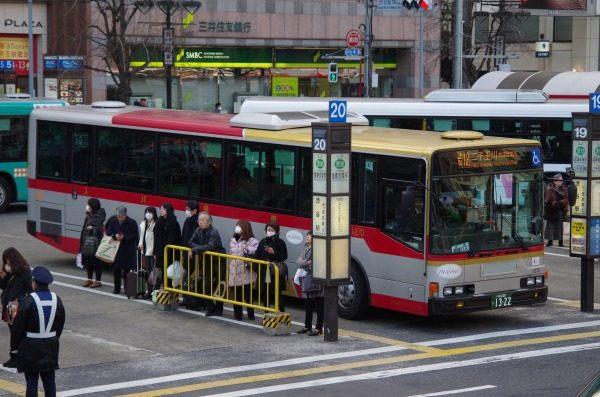 東急バス 東急トランセ