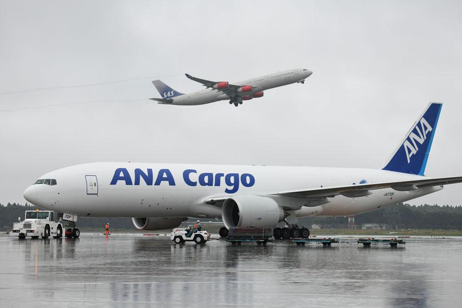 ANA Cargo、ボーイング777Fを東京/成田〜シカゴ線に投入 大型機で北米 ...