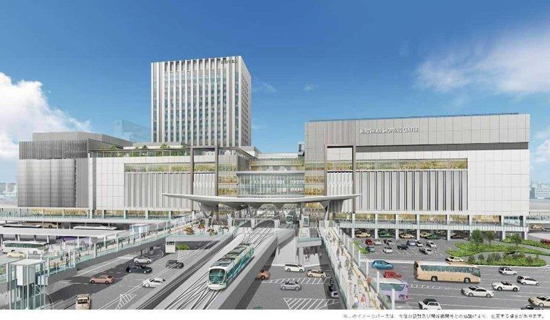 広島電鉄 広島駅