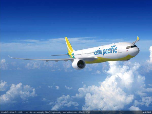セブパシフィック航空(エアバスA330-900neo)