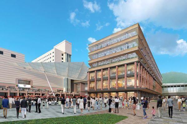 新・長崎駅ビル