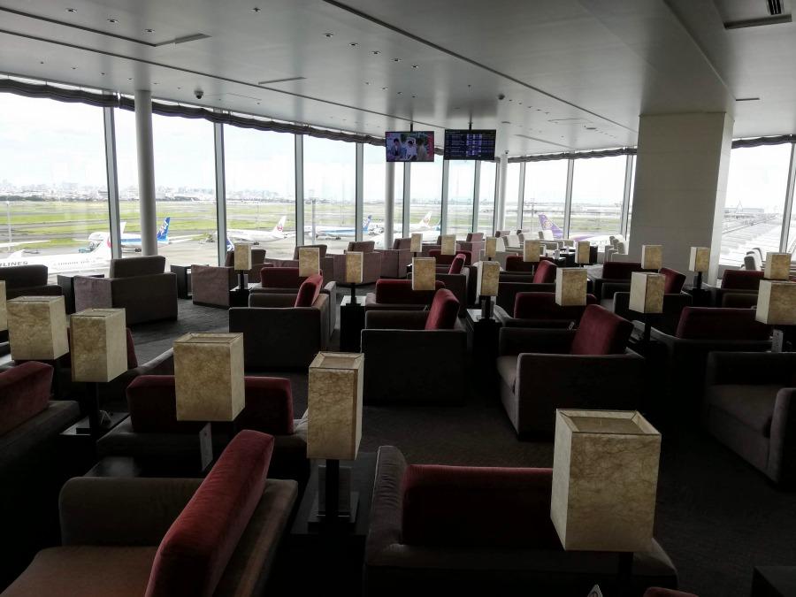 羽田空港国際線ターミナル、TIAT LOUNGE ANNEXを営業終了 - TRAICY ...
