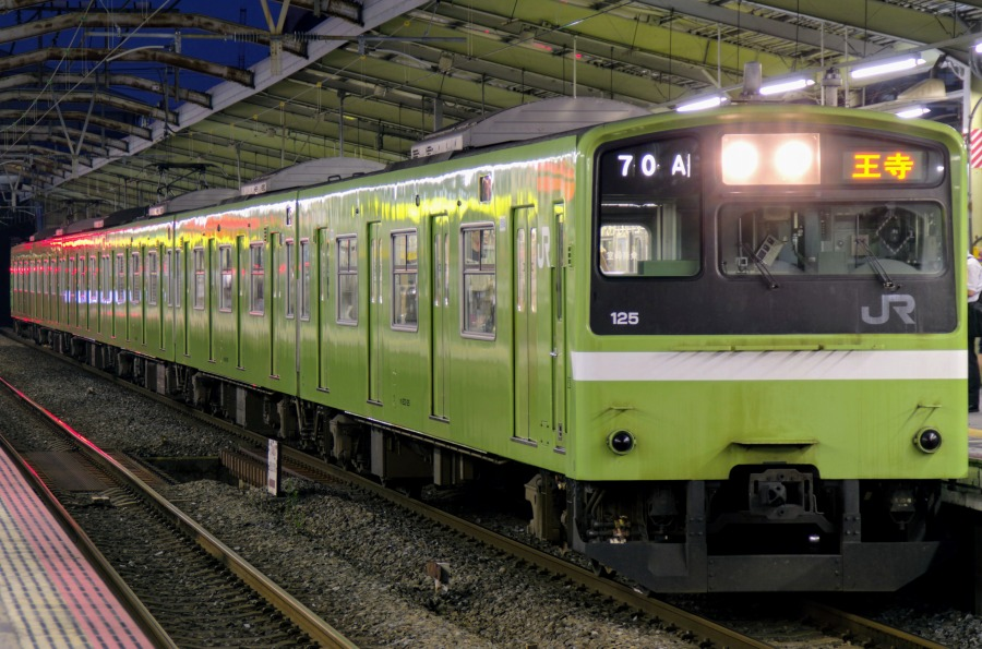 JR西日本、国鉄型車両201系全廃へ 京都・神戸線には225系を新製・追加 ...