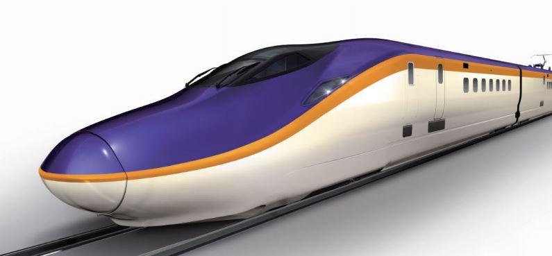 山形新幹線 E8