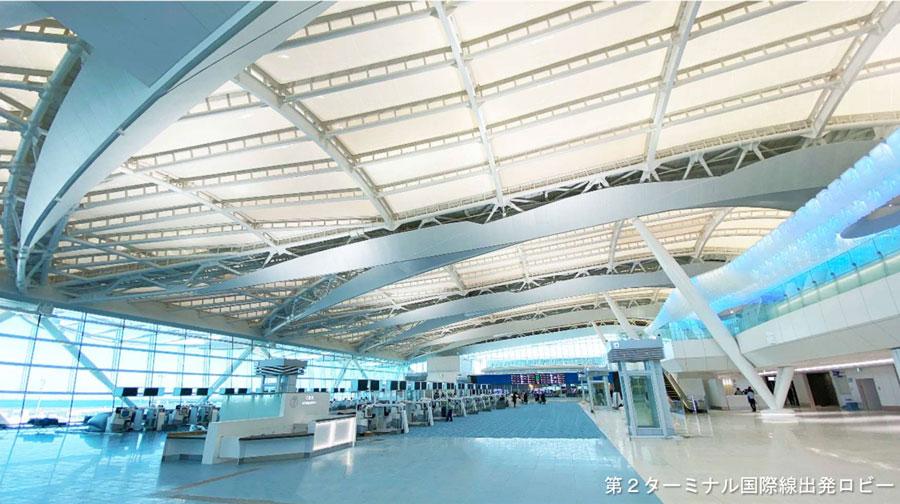 羽田空港第2ターミナル国際線施設と第3ターミナル一部エリア、3月29日 ...