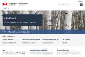 カナダ政府