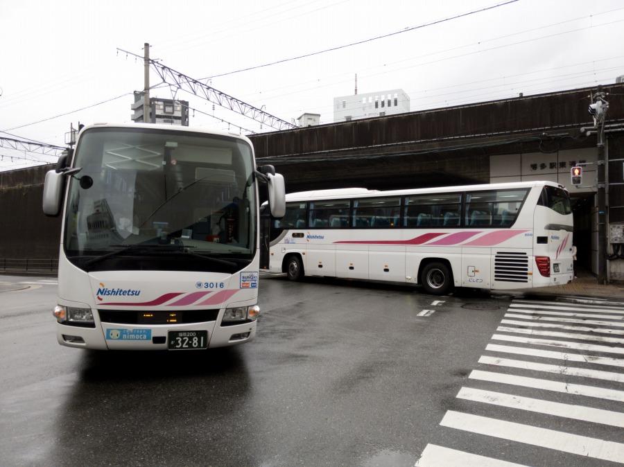 西日本鉄道 西鉄バス