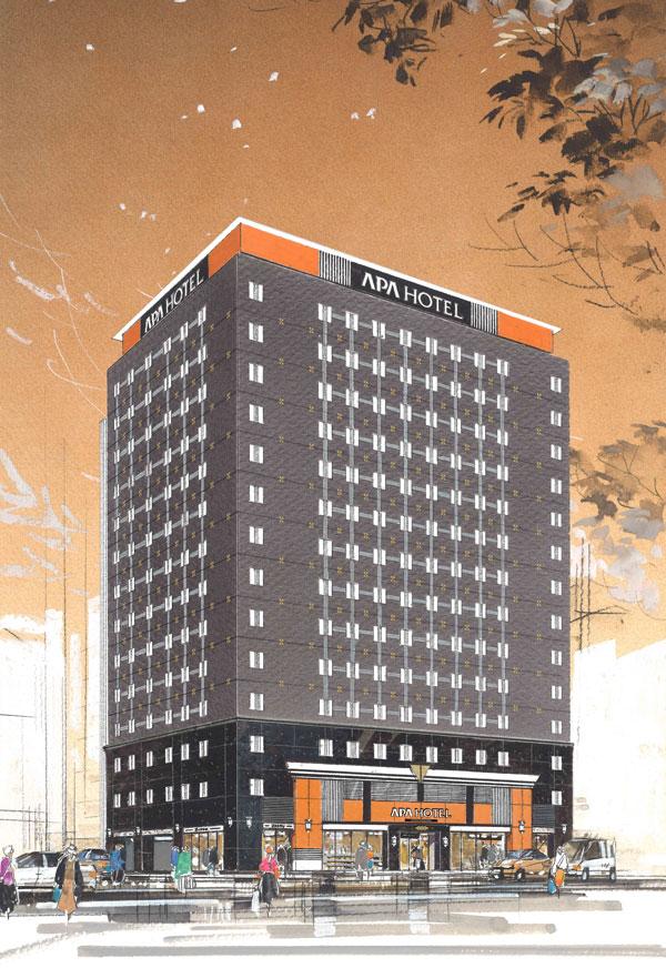 アパホテル〈名古屋駅前〉
