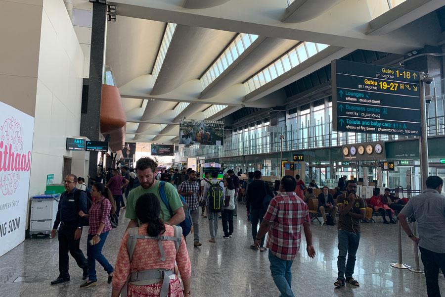 ベンガルール国際空港