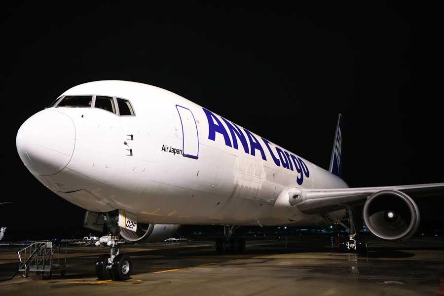 ANA Cargo(ボーイング767F、JA601F)