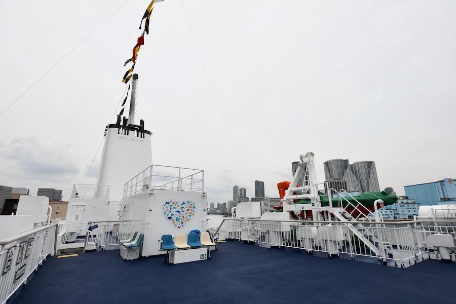 東海汽船 さるびあ丸(3代目)