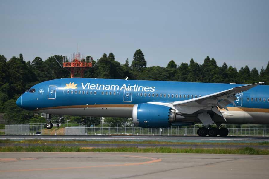 ベトナム航空(ボーイング787-9型機)