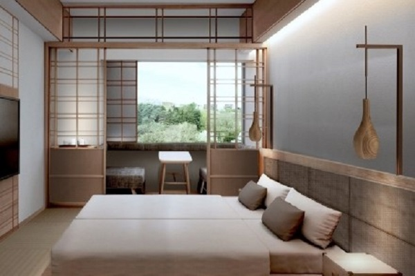 小田急グループのUDS、「ONSEN RYOKAN 由縁 札幌」を8月1日開業 登別の温泉が楽しめる大浴場も