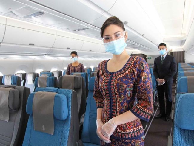 シンガポール航空 健康と安全の対策強化