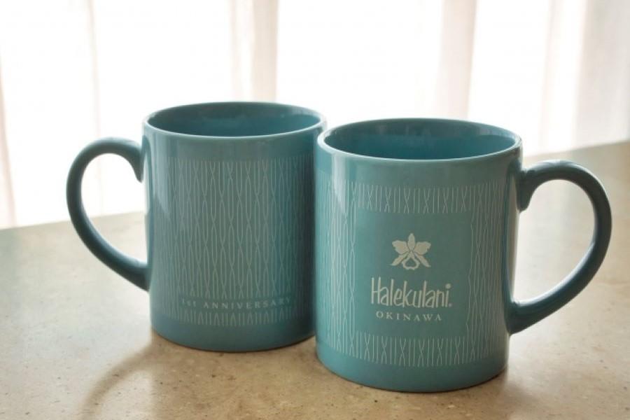 ハレクラニ沖縄 マグカップ