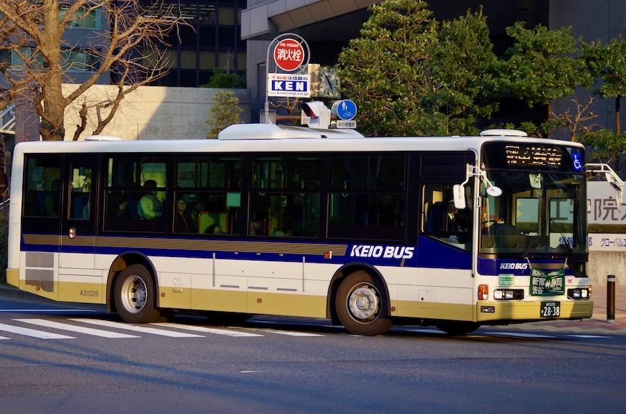 京王バス東