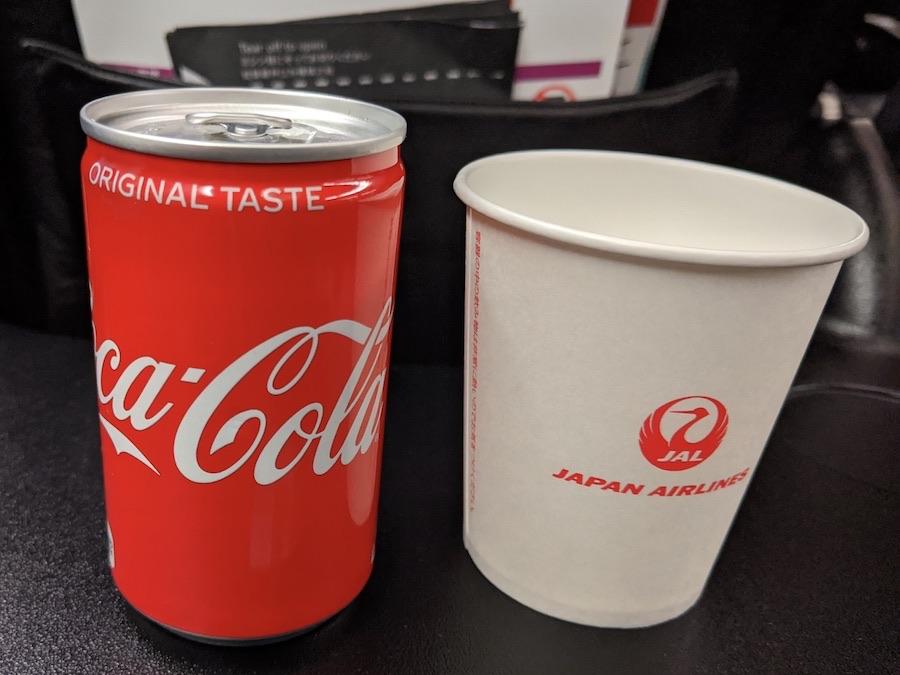 JAL drink