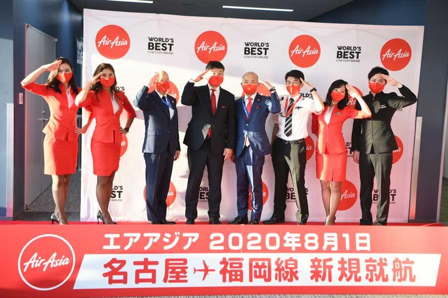 エアアジア・ジャパン、名古屋/中部〜福岡線開設 国内線全路線再開へ ...