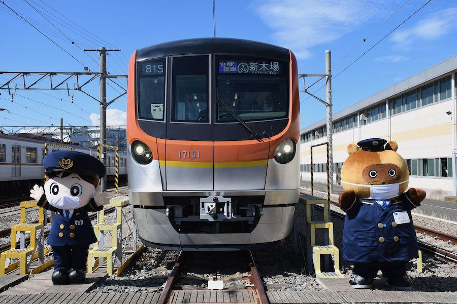 東京メトロ 有楽町線 副都心線 17000系