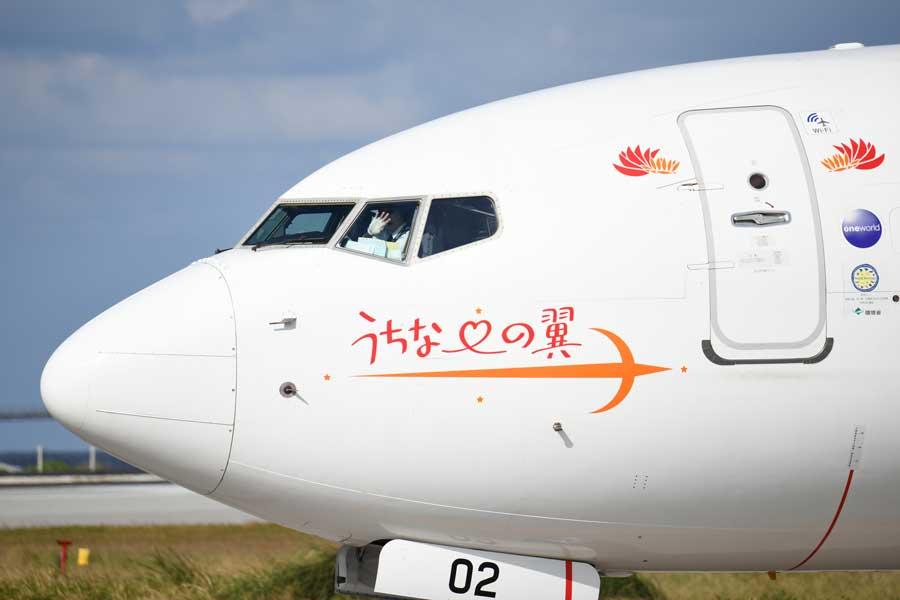 日本トランスオーシャン航空(JTA)
