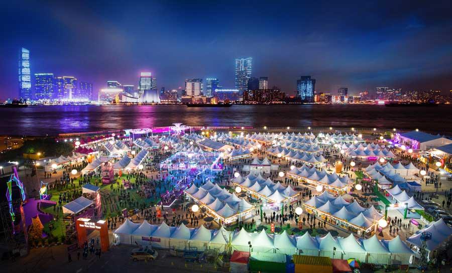 香港ワイン&ダイン・フェスティバル