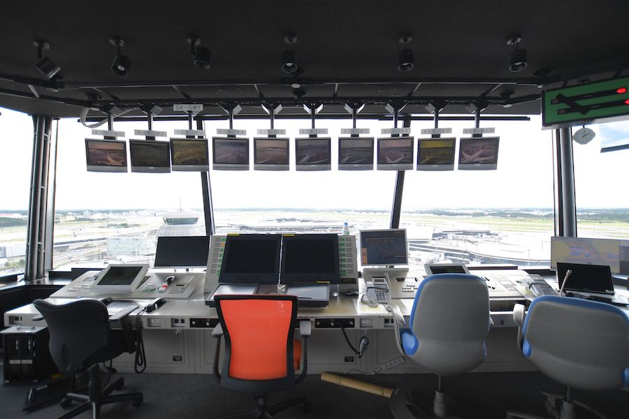 成田 旧管制塔