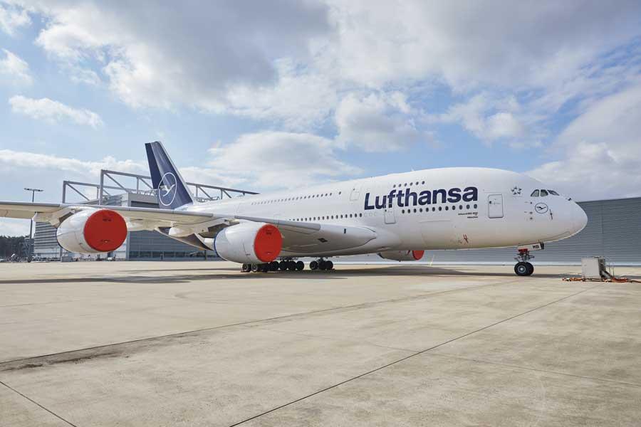 ルフトハンザ、エアバスA380型機とA340-600型機を長期保管へ 需要下 ...