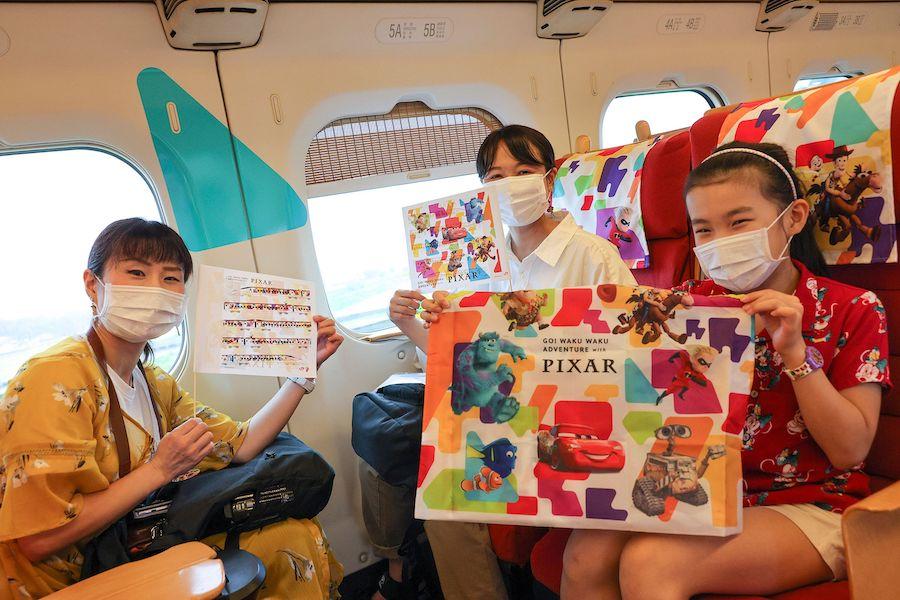 JR九州 WAKU WAKU ADVENTURE新幹線