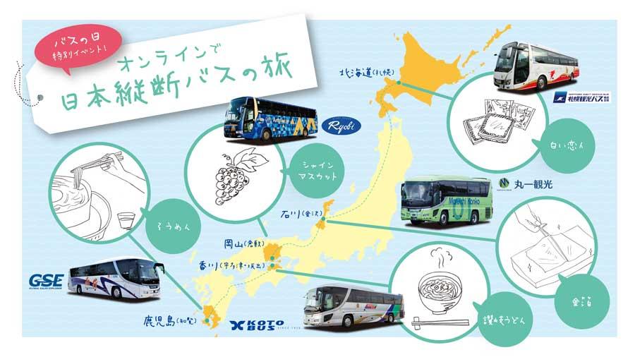 バス 会社 観光