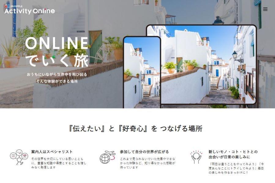 MAPPLE Activity Online Platform