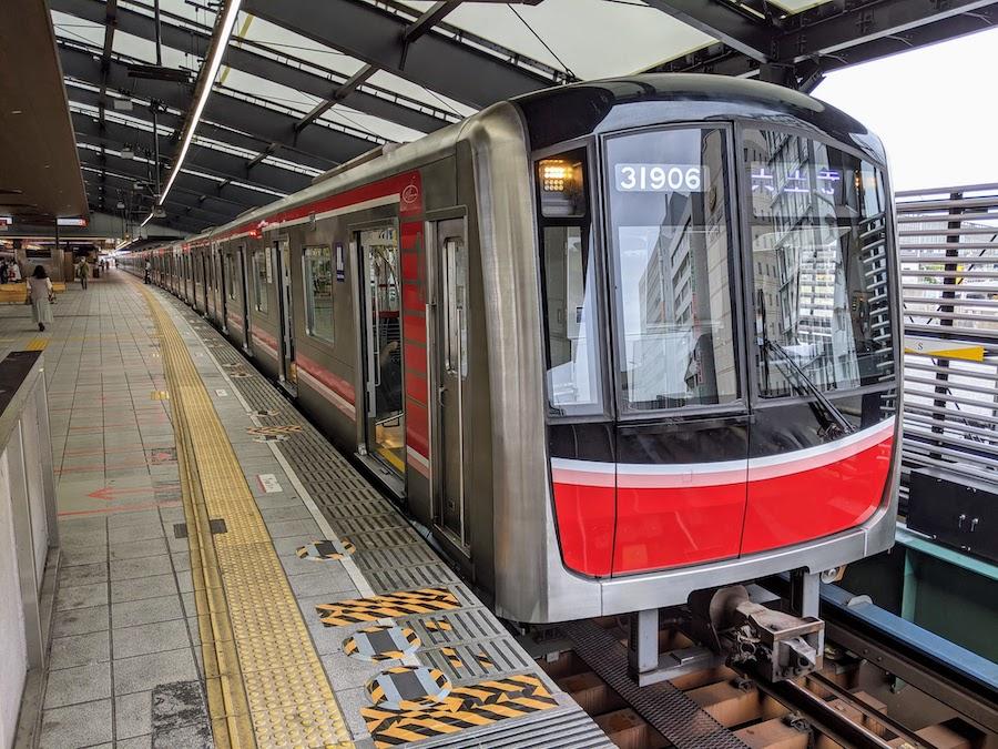 大阪メトロ 御堂筋線