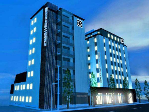 「グリーンリッチホテル京都駅南 清采館」、11月6日開業 ツイン中心