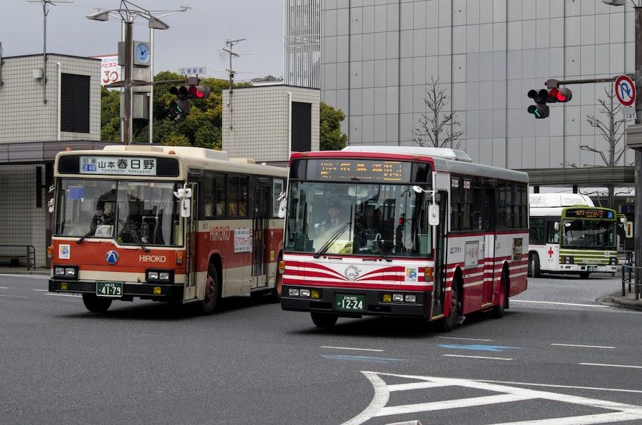 広島 バス