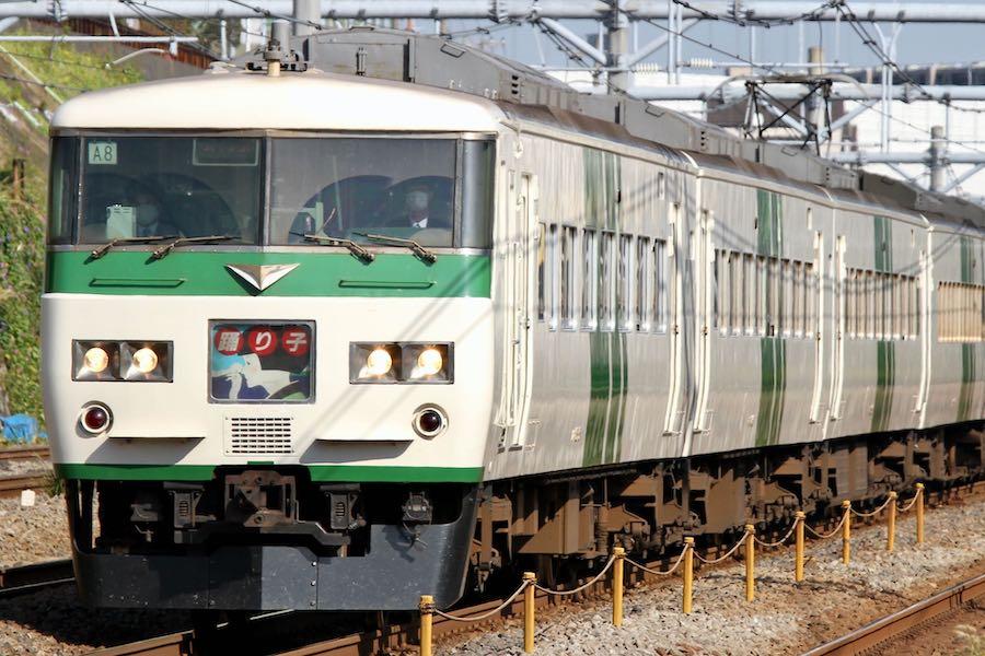JR東日本 185系 踊り子