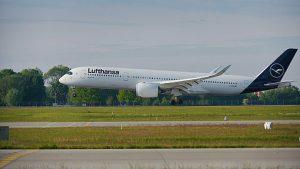 LH A350-900 ルフトハンザ