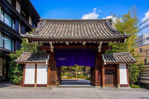 「HOTEL THE MITSUI KYOTO」、11月3日開業 記念プランも設定