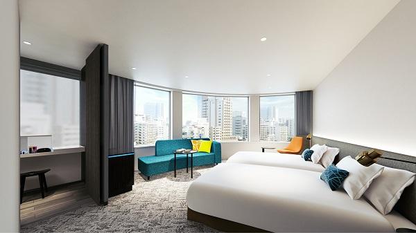 グランビスタ、「ホテルインターゲート大阪 梅田」を2021年4月1日開業