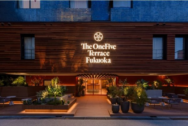 博多ホテルズ、「The OneFive Terrace Fukuoka」を12月15日開業