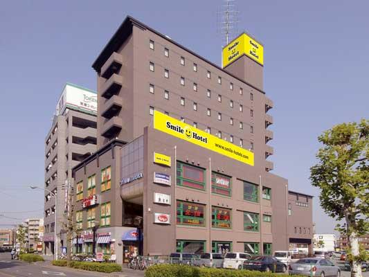 スマイルホテル北朝霞