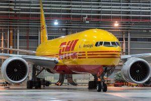 DHLエクスプレス(ボーイング777F)